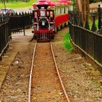 small train for kids