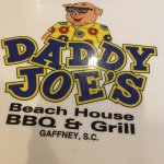 Foto de Daddy Joe's Beach House Bbq & Grill