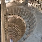 Marble Staircase looking down