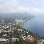 Outside Ravello