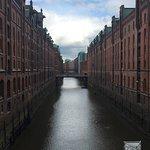 SANDEMANs NEW Europe - Hamburg Foto