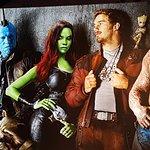 Gardians of Galaxy 2 sign