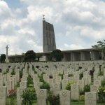 Kranji War Memorial (Kriegsgedenkstätte) Foto