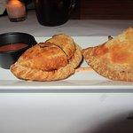 Empanadas (Shrimp and Beef)