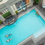 City Garden Hotel Makati Outdoor Pool and Jacuzzi