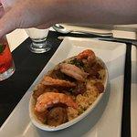 Sm. Sassy shrimp pot