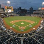 PetCo Park just one block away