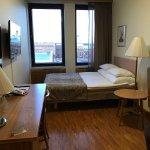 Comfortable, but basic furnishings