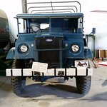 Very nice old Ford RCAF truck.