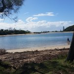 A short walk to beautiful Currumbin Alley.
