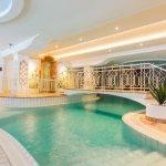 Indoor-Pool im Gaspingerhof