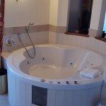 Romantiktraum-Suite mit Sauna