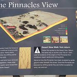 The Pinnacles View description