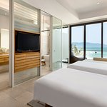 Ocean View Twin Room