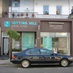 Savana Urban Spa in Notting Hill, London - Exterior