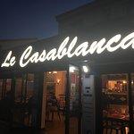 Restaurant en bord de mer sur le Barcarès.
