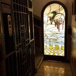 Gated elevator