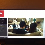 Personalized welcome TV screen