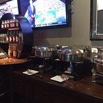 Character Sports Bar Breakfast Lobby Level for Gold/Platinum