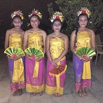 Balinese Dancers during Dinner