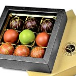 Come to try the hand made tea chocolate pralines, made exclusively for the Tea House of Good Peo
