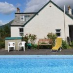 Pool at Skiddaw Grove Guest House Keswick