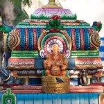 A shrine to Ganesh