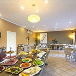 Full English buffet and hot breakfast included in your stay.