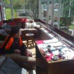 The (sun) lounge
