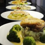 Great selectiion of Meals available in the LLewlyn Restaurant