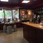 Zion Canyon Brewery - beer serving area