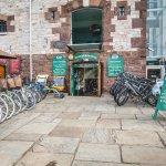 Saddles & Paddles - bike & accessory sales, repairs, plus hire centre