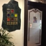 Seventh Heaven Logo / Entrance
