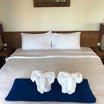 Ocean Room queen size bed
