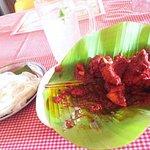 Neer Dosa & Chicken Ghee roast🤤