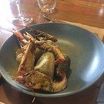 crayfish entree