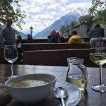 Südtiroler Spezialitäten mit Aussicht