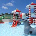 Aire de jeux aqualudiques