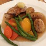 Pork roast from Hugo's
