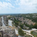 Chateau des Baux de Provence Foto
