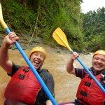 Rafting Sergio y Orlando