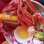 Snow Crab Dinner