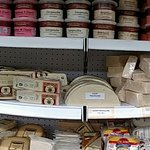 Imported Meats and Cheeses