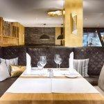 Alpenländische Gemütlichkeit kombiniert mit modernem Design