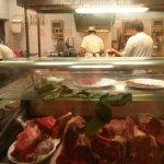 bancone Carni e cucina