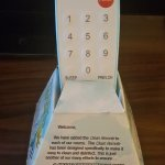 In-room - Clean remote