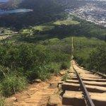 Koko Head--on the way up