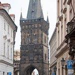 Pulverturm (Prašná brána) Foto
