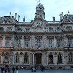 Lyon - Hotel de ville - Gabriel Lothe