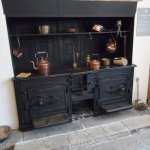 Old cooking room